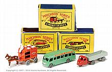 GRP inc Matchbox Regular Wheels No.7A Horsedrawn
