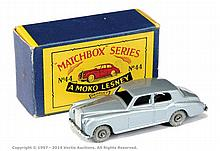 Matchbox Regular Wheels No.44A Rolls Royce