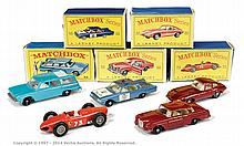 GRP inc Matchbox Regular Wheels No.32B Jaguar