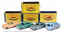GRP inc Matchbox Regular Wheels No.33A Ford