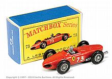 Matchbox Regular Wheels No.73B Ferrari F1 Racing