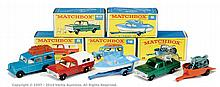 GRP inc Matchbox Regular Wheels No.6D Ford