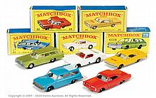 GRP inc Matchbox Regular Wheels No.8E Ford
