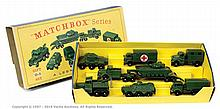 Matchbox Regular Wheels No.G5 Military Gift Set