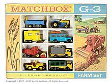 Matchbox Regular Wheels No.G3 Farm gift set