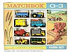 Matchbox Regular Wheels No.G3 Farm gift set