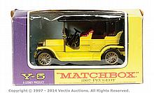 Matchbox Models of Yesteryear No.Y5 Peugeot 1907