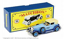 Matchbox Models of Yesteryear Code No.2