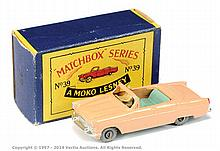 Matchbox Regular Wheels No.39A Ford Zodiac