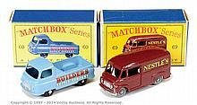 PAIR inc Matchbox Regular Wheels No.60A Morris