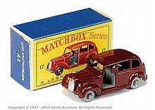 Matchbox Regular Wheels No.17C Austin