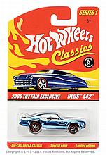 Hot Wheels (Mattel) Redline reissue
