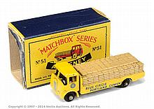 Matchbox Regular Wheels No.51A Albion Chieftain