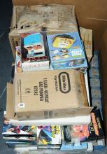 A very large mixed Toys & Games. Corgi Movie