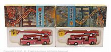PAIR inc Corgi No.1127 Simon Snorkel Fire Engine