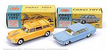 GRP inc Corgi No.229, 436 boxed - Chevrolet