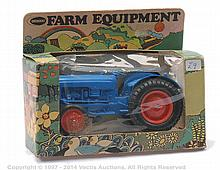 Crescent No.1809 Ford Tractor - blue body, red