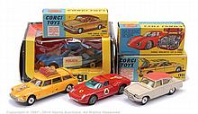 GRP inc Corgi boxed Car - No.234 Ford Consul