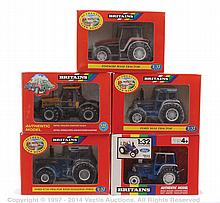 GRP inc Britains Farm Tractor - No.9442 Ford