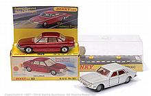 PAIR inc Dinky No.164, 176 Boxed - Mk4 Ford