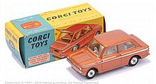 Corgi No.251 Hillman Imp - metallic copper