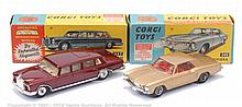 PAIR inc Corgi No.245, 247 boxed - Buick