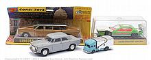 GRP inc Corgi and Dinky boxed Car - No.262