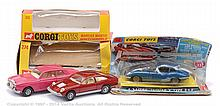 GRP inc Corgi boxed Car - No.335 Jaguar 4.2