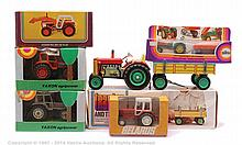 GRP inc European Diecast and Tinplate Tractor