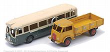PAIR inc French Dinky Bus and Ford - Ford Open
