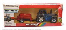 Britains No.9381 Ford Tractor and Trailer Power