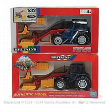 Britains No.9617, 9649 Ford New Holland Tractor