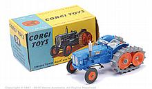 Corgi No.54 Fordson Power Major Roadless Half