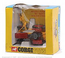 Corgi No.73 Massey Ferguson 165 Tractor with Saw