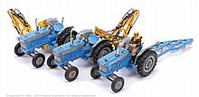 GRP inc Corgi Farm Tractor - No.72
