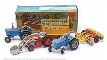 Corgi GS1 Ford 5000 Super Major Tractor