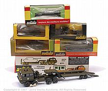 GRP inc Solido Boxed Military - No.211 Berliet