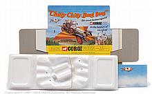 PAIR inc Corgi re-issue Chitty Chitty Bang Bang