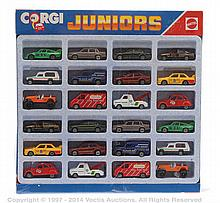 Corgi Juniors No.8670 Multi Vehicle gift set