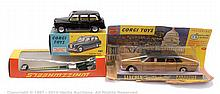 GRP inc Corgi boxed Car - No.262 Lincoln