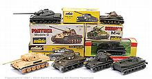 Solido Boxed Military - No.209 Char AMX30