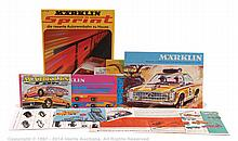 Marklin Catalogue and Leaflet - 1973, 1974
