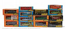 GRP inc Solido Boxed Car and Van - 3 x No.39