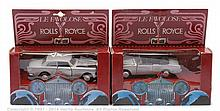 PAIR inc Polistil Rolls Royce - OC2 Silver Cloud