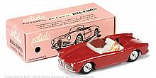 Solido Alfa Romeo Giulietta Spider - red, white