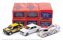 GRP inc Solido 2 boxed Car - No.1702 Porsche