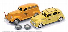 PAIR inc Tekno Post and Taxi - Packard Postal