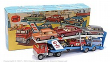 Corgi GS41 Transporter Gift Set - Ford Car