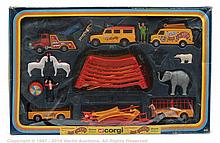 Corgi GS48 Jean Richard Pinder Circus Set