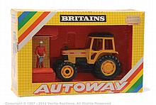 Britains No.9812 Ford 7710 Farm Tractor